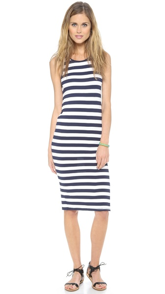 Feel The Piece Striped Ella Dress