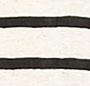Natural/Black Stripe