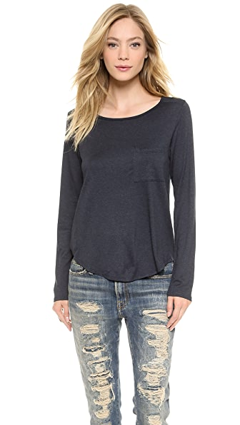Feel The Piece Ellie Pocket Tee