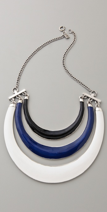 FELIKS+ADRIK 3 Piece Enamel Necklace