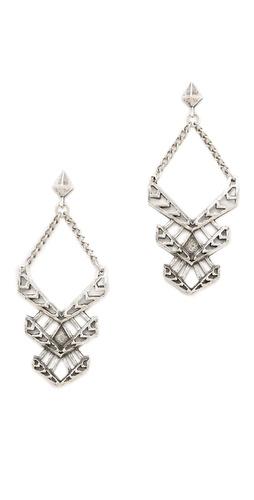 FELIKS+ADRIK Cutout Turritella Earrings