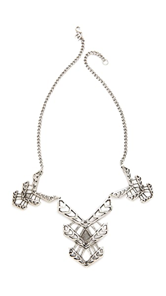 FELIKS+ADRIK Cutout Turritella Necklace