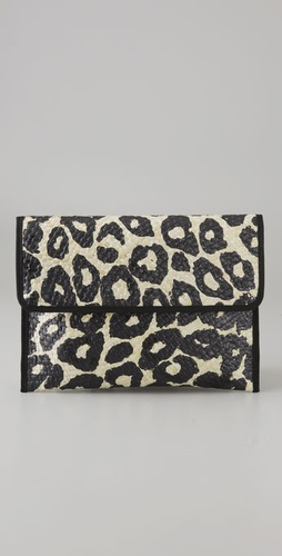 Felix Rey Jungle Love Basket Clutch