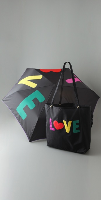 Felix Rey Love Umbrella & Tote Set