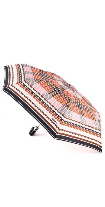 Felix Rey Vintage Heart Print Umbrella
