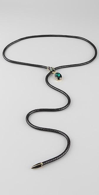 Felix Rey Serpentine Necklace / Belt