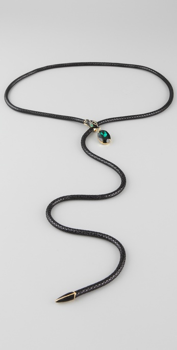 Felix Rey Serpentine Necklace / Belt