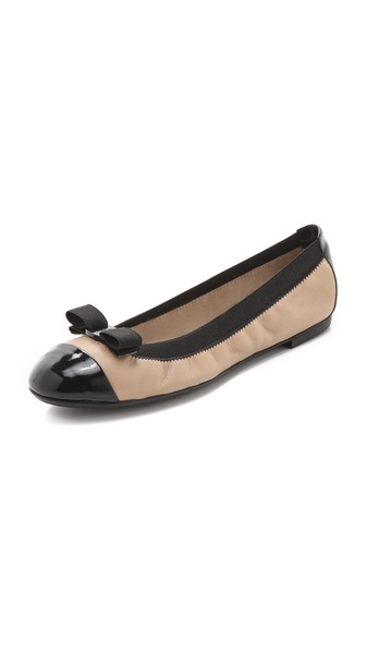 Salvatore Ferragamo My Paris Ballet Flats