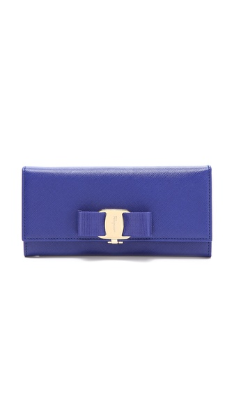 Salvatore Ferragamo Miss Vara Bow Wallet