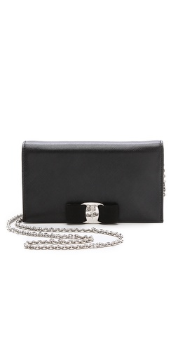 Salvatore Ferragamo Vara Bow Wallet / Purse at Shopbop / East Dane
