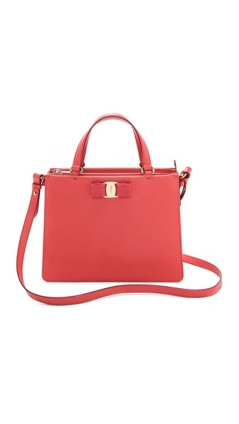 Salvatore Ferragamo Tracy Satchel