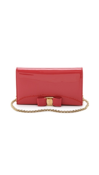 Salvatore Ferragamo Miss Vara Bow Shoulder Bag
