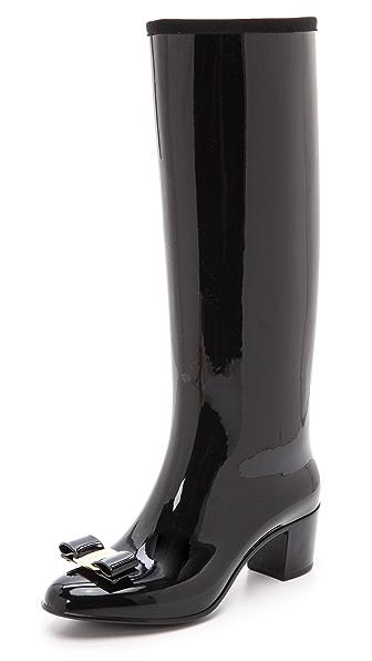 Salvatore Ferragamo Niper Rain Boots