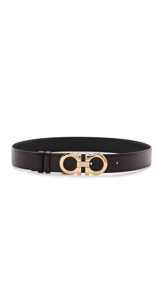 Salvatore Ferragamo Medium Giancini Belt
