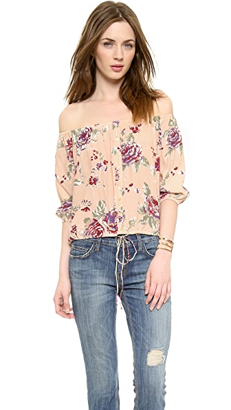 Faithfull Garden Top