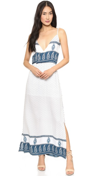 Faithfull Lullaby Maxi Dress