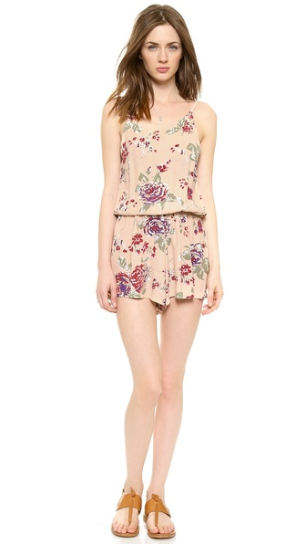 Faithfull Soulmate Playsuit