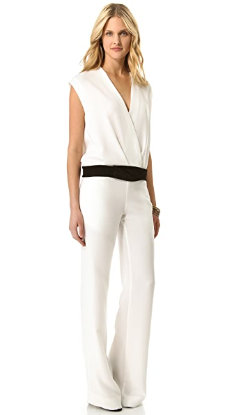 5th & Mercer Sleeveless Jumpsuit