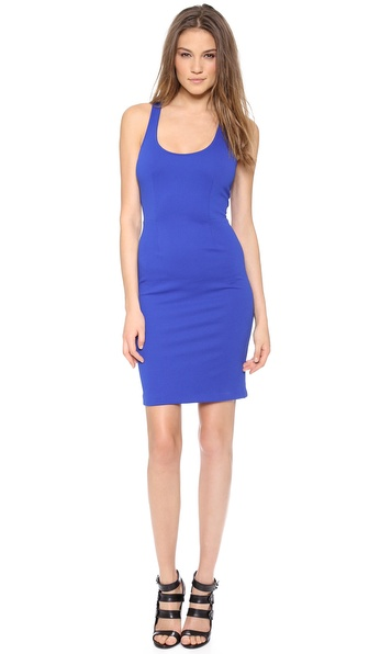 5th & Mercer Racer Back Dress