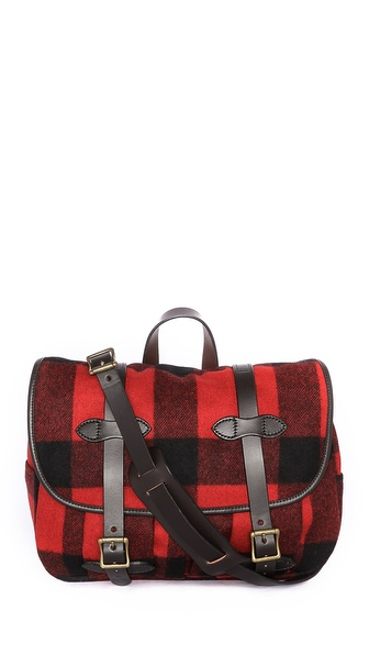 Filson Wool Medium Field Bag