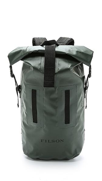 Filson Dry Duffel Backpack