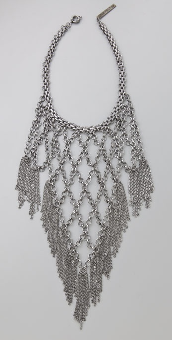 Fiona Paxton Avon Oxidized Necklace