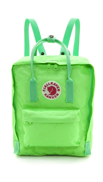 Fjallraven Kanken Backpack - Mint at Shopbop / East Dane