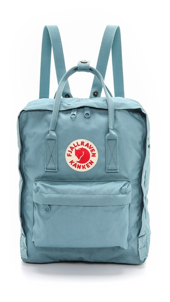Fjallraven Kanken Backpack - Sky Blue at Shopbop / East Dane