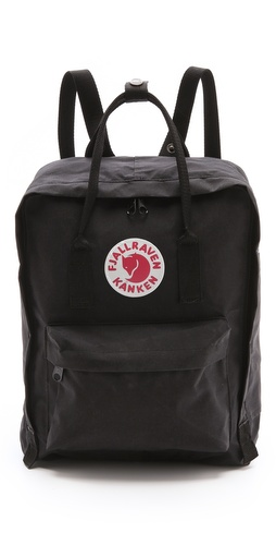 Fjallraven Kanken Backpack at Shopbop / East Dane