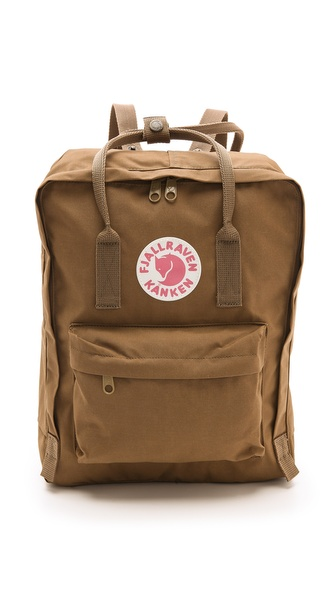 Fjallraven Kanken Backpack - Sand at Shopbop / East Dane