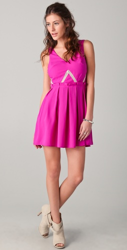 findersKEEPERS Let Love Down Dress