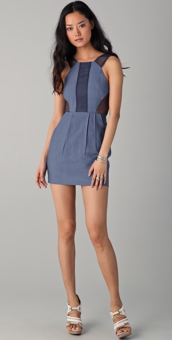 findersKEEPERS Off the Wall Dress