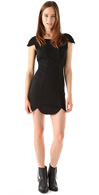 findersKEEPERS River Of Tears Body Dress