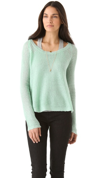 findersKEEPERS Dizzy Heights Sweater
