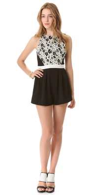 findersKEEPERS Fools Gold Playsuit