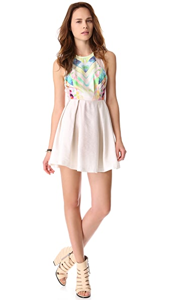findersKEEPERS Dr. Love Dress