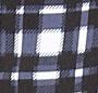 Tartan Print/Black
