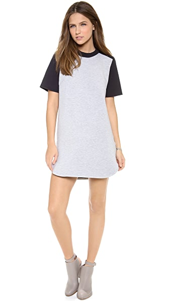 findersKEEPERS You Belong to Me T-Shirt Dress
