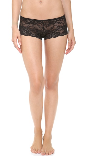 Fleur't Fleur't with Me Lace Boy Shorts