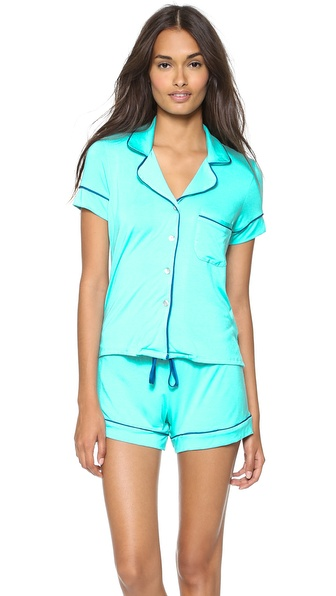 Fleur't Cozy Nights Short Sleeve PJ Set