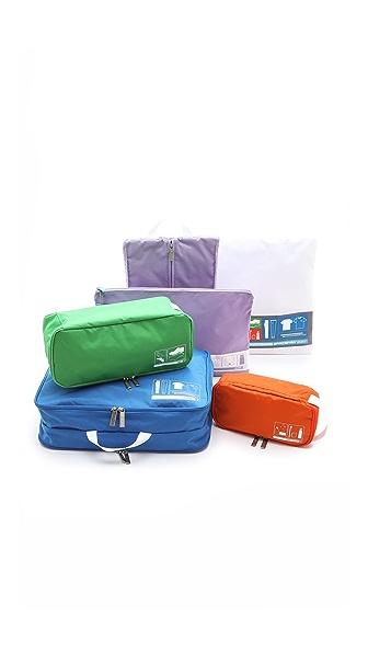 Flight 001 SpacePak Travel Bag Set