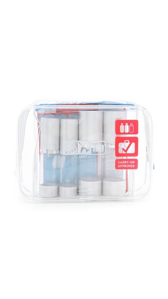 Flight 001 Fill & Fly Carry On Quart Bag