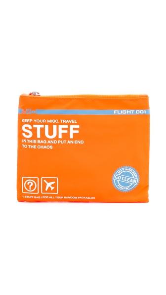 Flight 001 Go Clean Stuff Bag