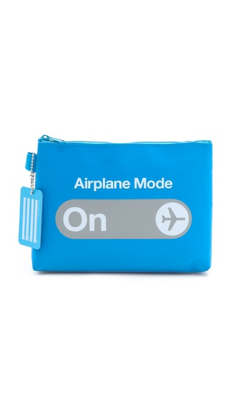 Flight 001 Airplane Mode Pouch