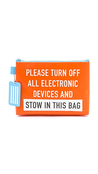 Flight 001 Electronic Stow Pouch