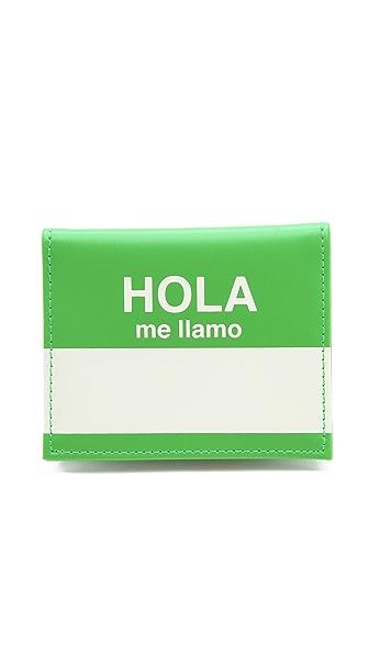 Flight 001 Hola Card Case
