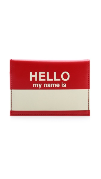 Flight 001 Hello Passport Case