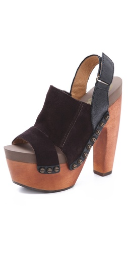 Flogg Danylle Platform Sandals at Shopbop / East Dane