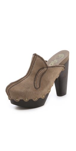 Flogg Diana Chunky Clogs at Shopbop / East Dane