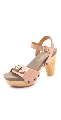 Flogg Fantastic Platform Clog Sandals at Shopbop / East Dane